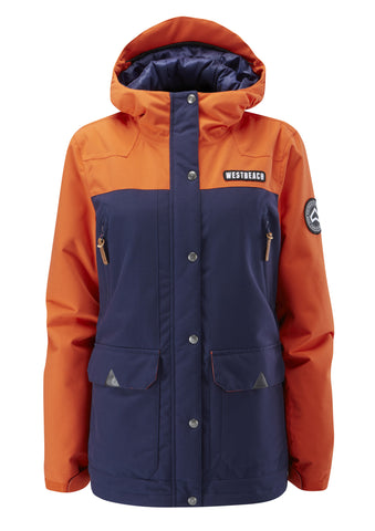 Brook Jacket - Marine
