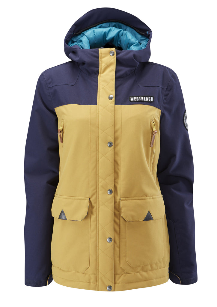 Westbeach Outdoor Womens Brook Jacket