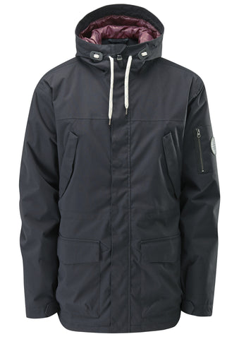 Yoho Parka Jacket - Black