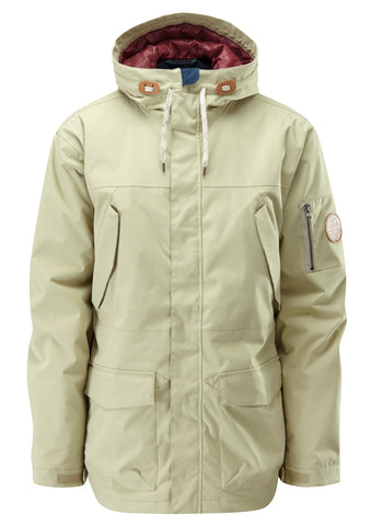 Yoho Parka Jacket - Clay