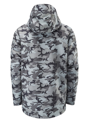 Berkeley Jacket Printed - Winter Camo