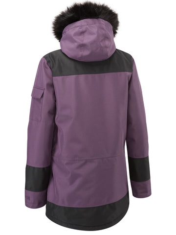 Camrose Jacket - Imperial Purple