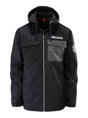 Dauntless Jacket - Black