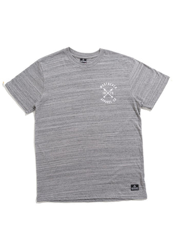 Fairfax Tee - Dark Grey