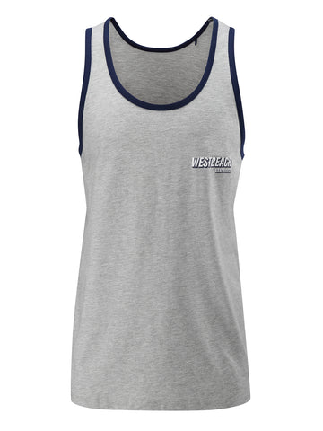 Hometown Vest - Grey Marl
