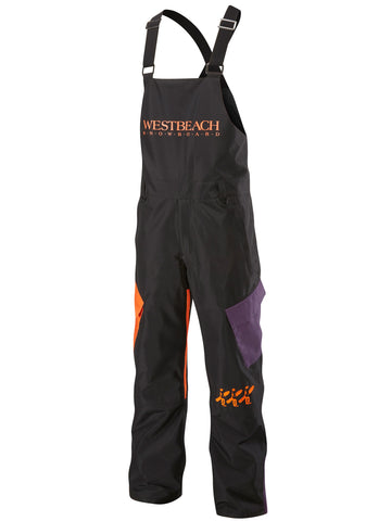 Kingman Bib Pant - Black
