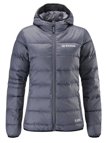 Knockdown Jacket - Steel
