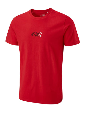 Next Decade Tshirt - Mountie Red