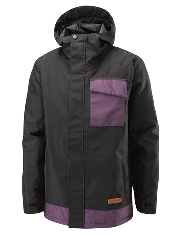 Pipeline Jacket - Black