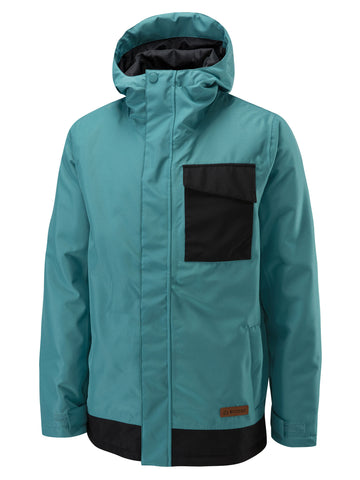 Pipeline Jacket - Endless Blue