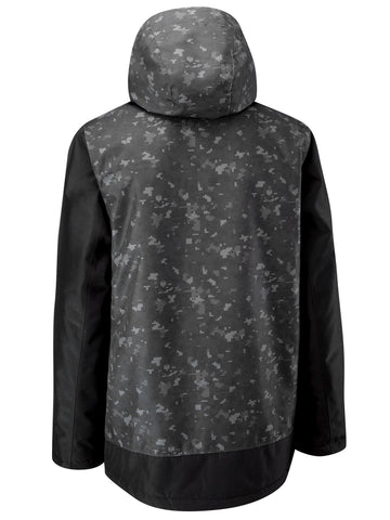 Pipeline Jacket Printed - Black Forces Digi Camo