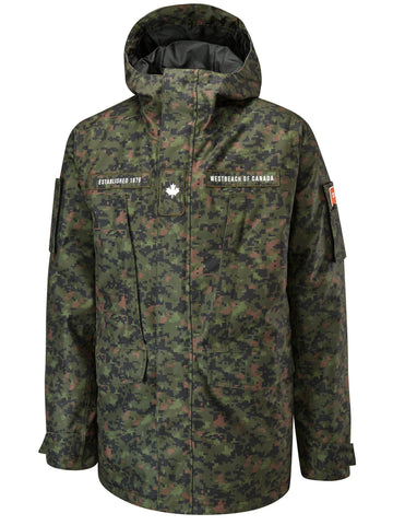 Regiment Jacket - Forces Digi Camo