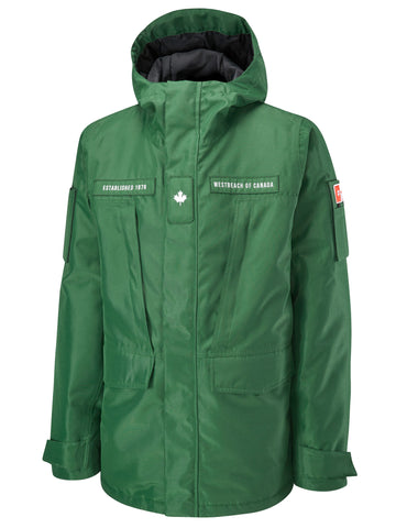Regiment Jacket - Hunter Green