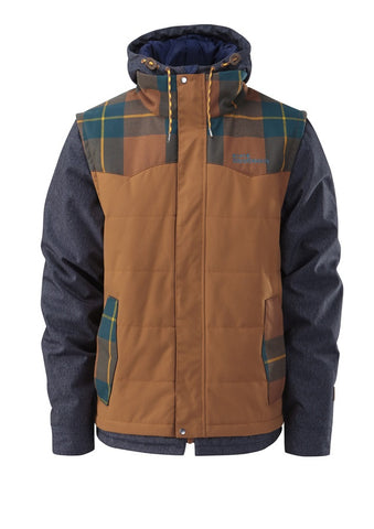 Garage 2 Jacket - Rusty