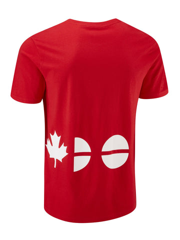 Thats a wrap Tshirt - Mountie Red