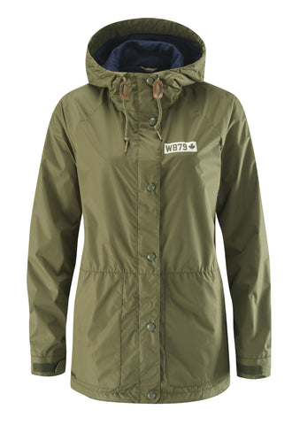 Valley Jacket - Olive
