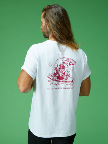 Caveman Tee - Dirty Dove