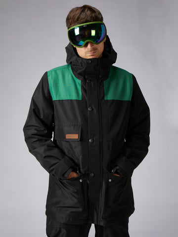 Albany Jacket - Black