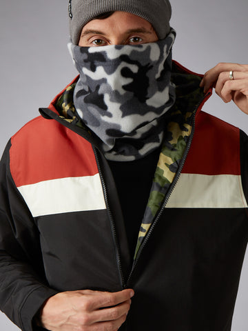 No Chill Neckwarmer - Winter Camo