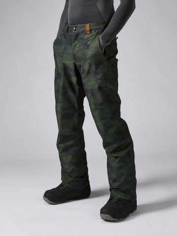 Nelson Pant - Forest Camo