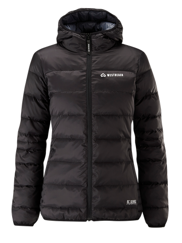 Knockdown Jacket - Black
