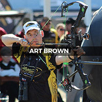 Trophy Taker Pro Staff Art Brown