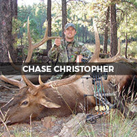 Trophy Taker Pro Staff Chase Christopher