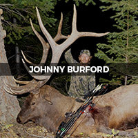 Trophy Taker Pro Staff Johnny Burford