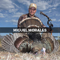 Trophy Taker Pro Staff Miguel Morales