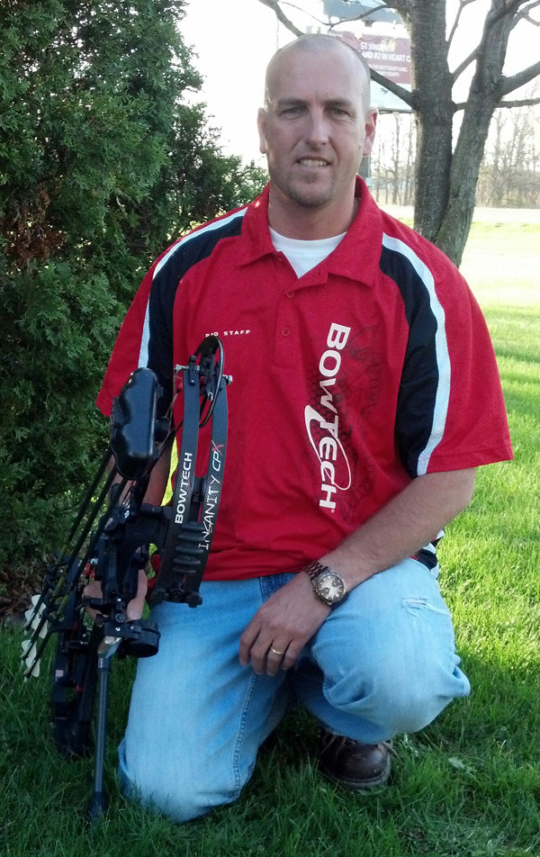 Trophy Taker Pro Staff Mike Bowling