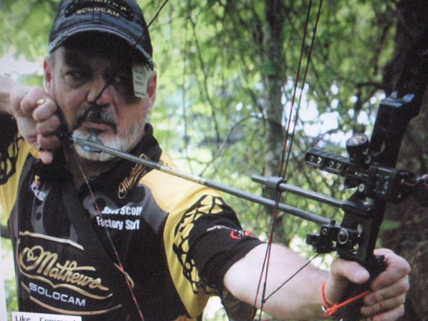 Trophy Taker Pro Staff Steve Scott