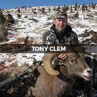 Trophy Taker Pro Staff Tony Clem