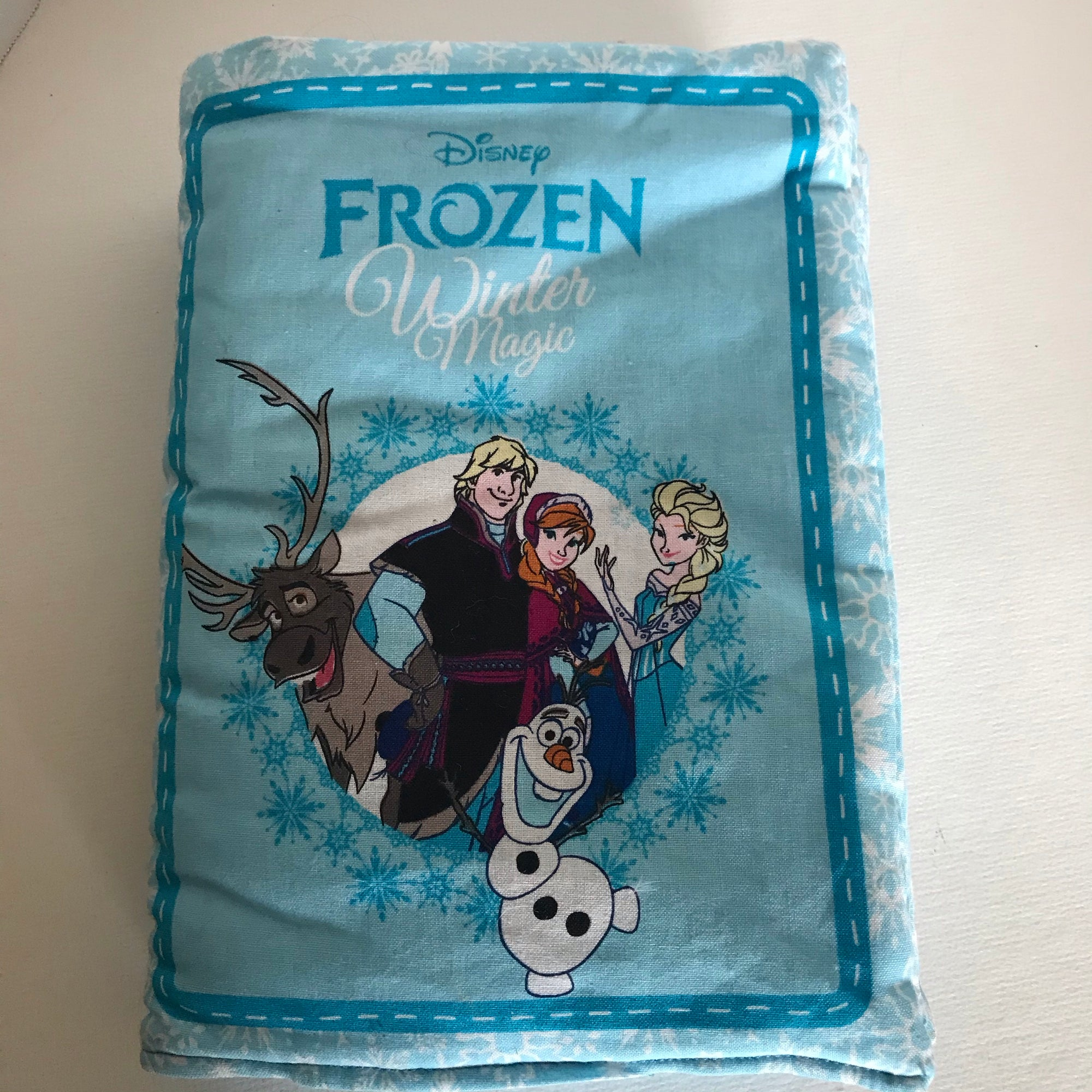 Disney Frozen Winter Magic Soft Cloth Book Children's Book-Chickenmash Farm