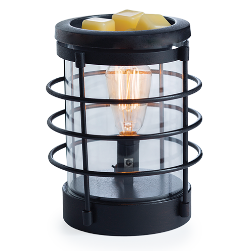 Fragrance Warmer | Lantern Style Tart Burner | Candle Warmer-Chickenmash Farm