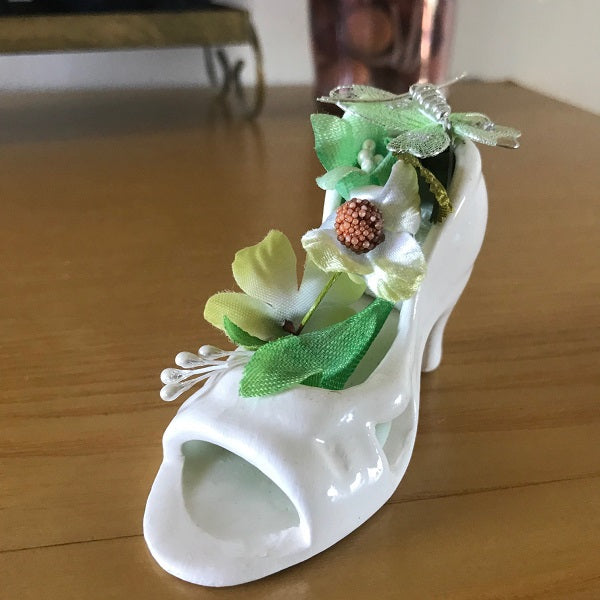 Shoe miniature decorative shoe collectible