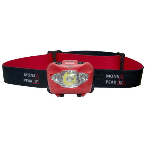 Mons Peak Ix Minion 168 Headlamp Headlamps