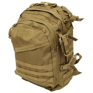Spec Ops Molle Assault Backpack - Coyote Back Pack