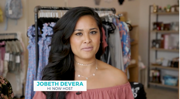 Jobeth Devera HI Now KHNL Kira Hawaii Interview Fashion Trends