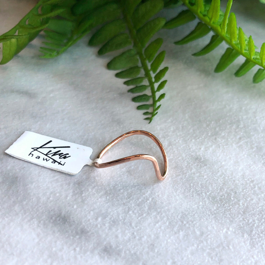 Kira Hawaii - Just Flow Ring, Jewelry at Kira Hawaii