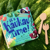 Keiki KauKau - It's Kaukau Time! Board Book, Baby Accessories at Kira Hawaii