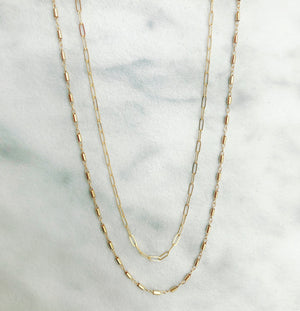Kira Hawaii  - Tatum Tierd Necklace, Jewelry