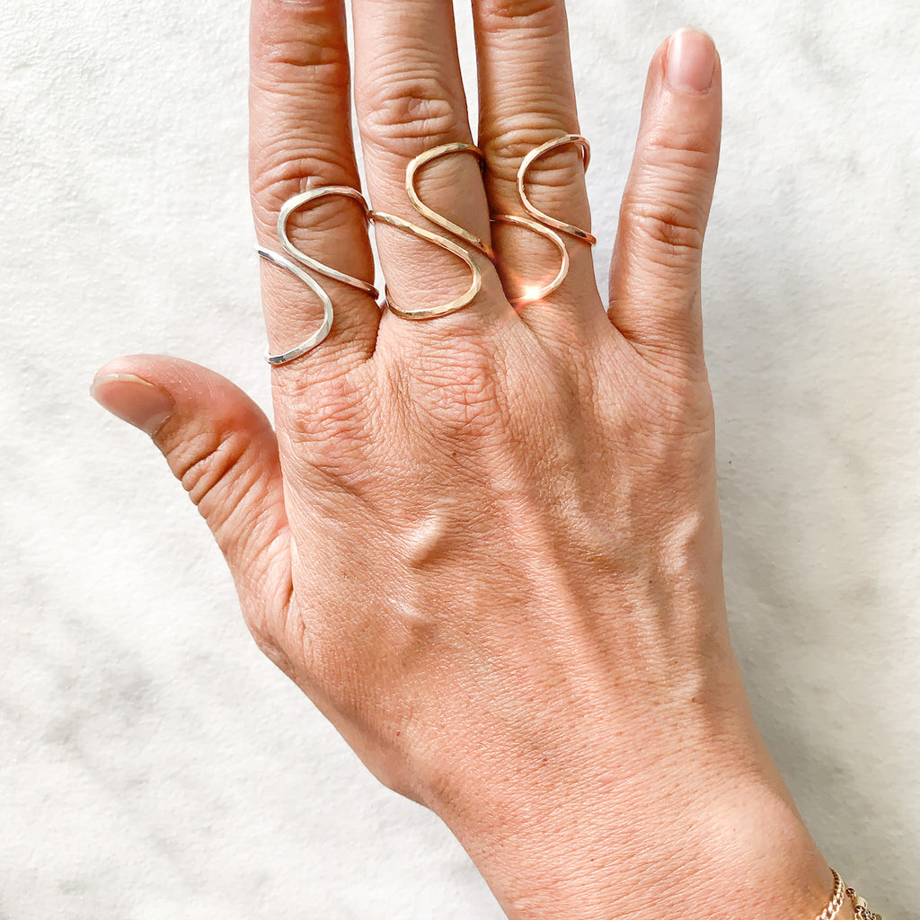 Kira Hawaii - Leigh Ring, Jewelry at Kira Hawaii