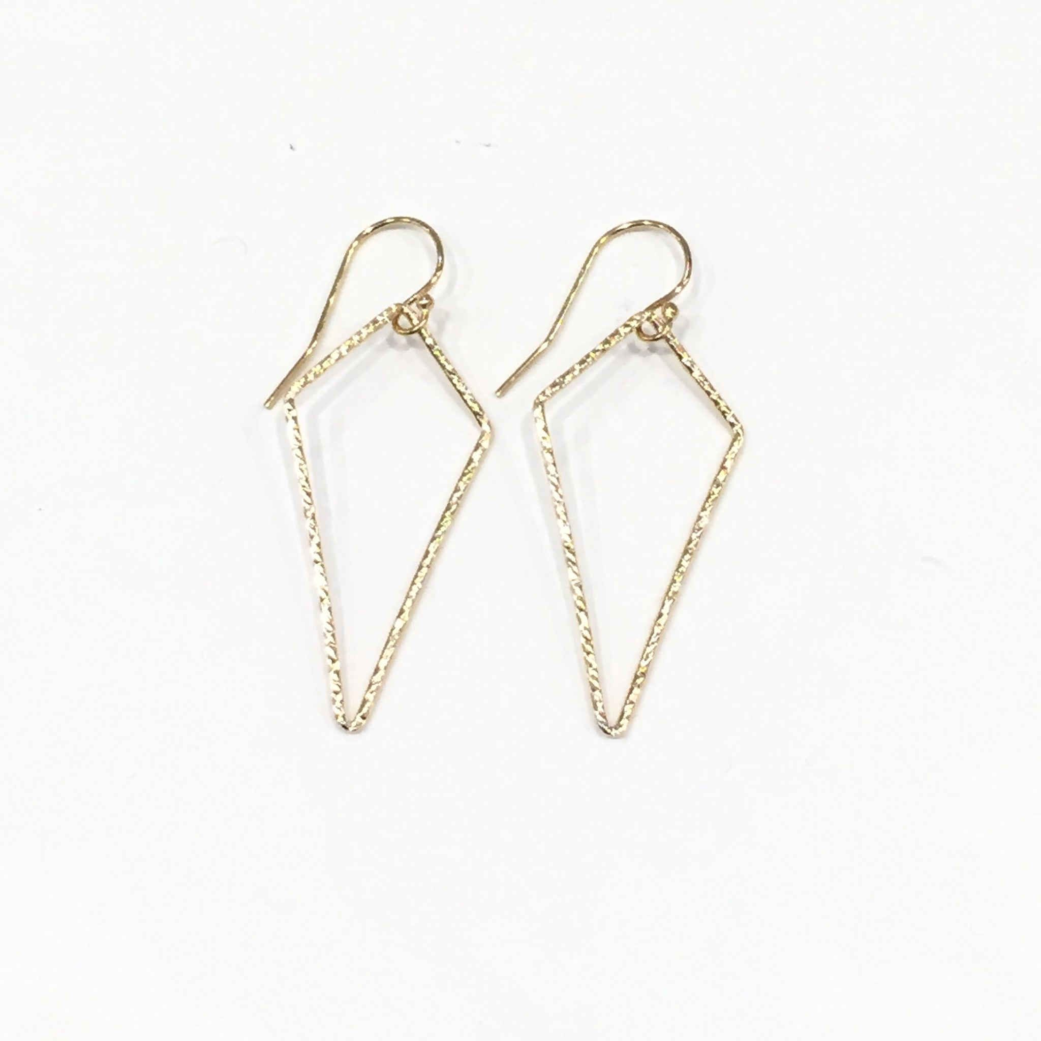 Kira Hawaii  - Prism Earrings, Jewelry