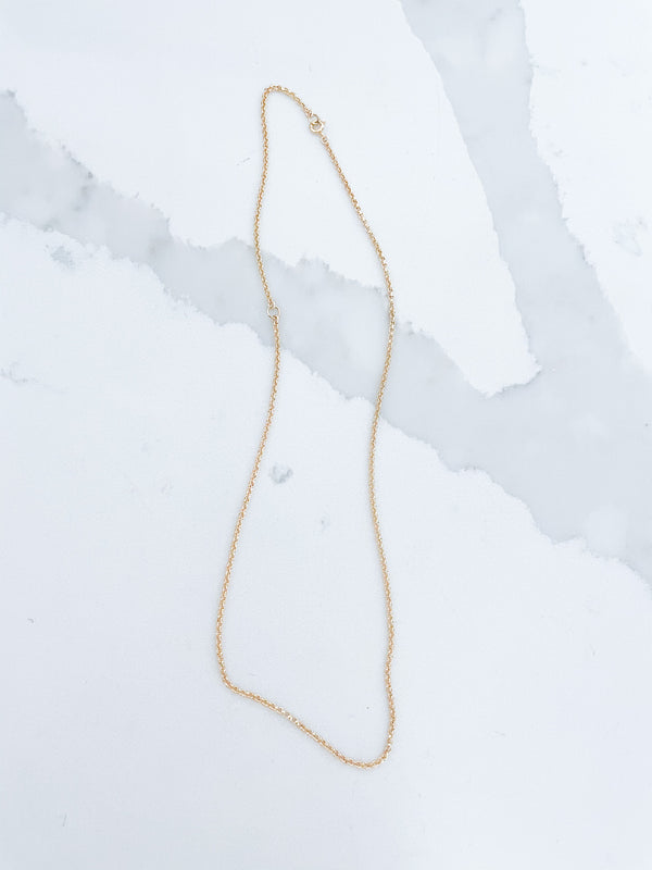 Kira Hawaii - Billy Versatile Necklace - 14k Gold Filled at Kira Hawaii