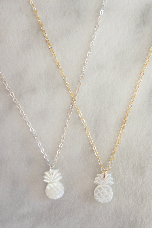 Kira Hawaii - Pineapple Necklace, Jewelry at Kira Hawaii