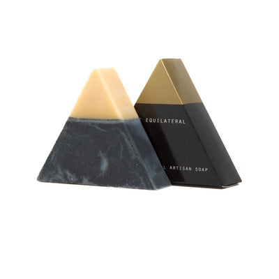 "Bar Soap Brooklyn ""The Equilateral"" Soap - Accessories - Bar Soap Brooklyn"