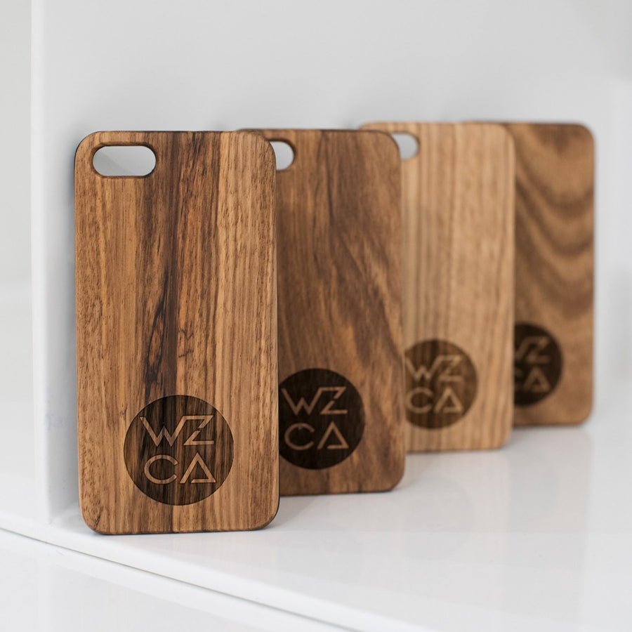 Woodzee iPhone 7 Case - Stamp - Accessories - Woodzee