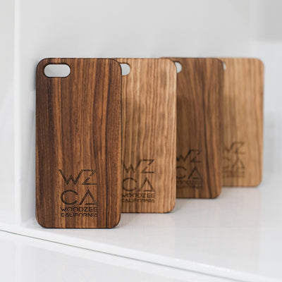 Woodzee iPhone 7 Case - California - Accessories - Woodzee