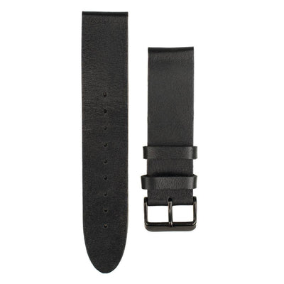 Woodzee Eclipse Leather Watch Band - Watch Accessories - Woodzee