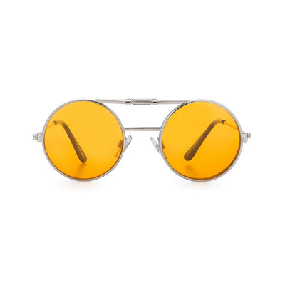Spitfire Lennon Flip Round Sunglasses - DISCONTINUED - Spitfire